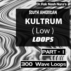 south american kultrum drum -part - 1