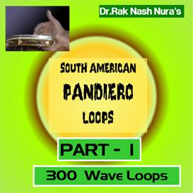 south american pandiero loops - part - 1