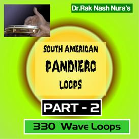 south american pandiero loops - part - 2