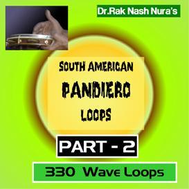 South American Pandiero Loops - Part - 2 | Music | Soundbanks