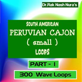 south american cajon small  part - 1