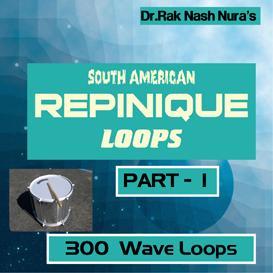south american repinique drum - part- 1