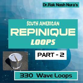 south american repinique drum - part- 2