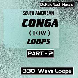 south american conga low - part - 2