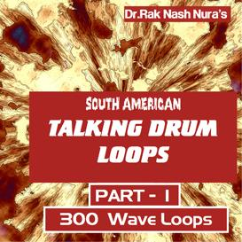 south american talking drums - part -1
