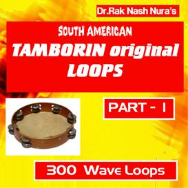 South American Tamborim - Part - 1 | Music | Soundbanks