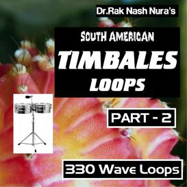 south american timbales part - 2