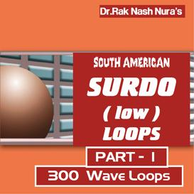 south american surdo drum  low  - part - 1