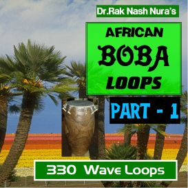 african boba drum - part - 1