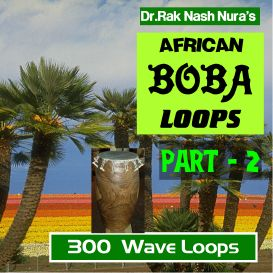 African Boba Drum - Part - 2 | Music | Soundbanks