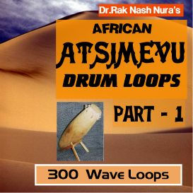 african atsimevu drum loops - part - 1
