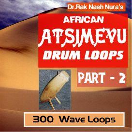 African Atsimevu Drum Loops - Part - 2 | Music | Soundbanks