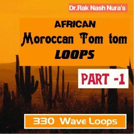 African Morrocan Tom Tom - Part - 1 | Music | Soundbanks