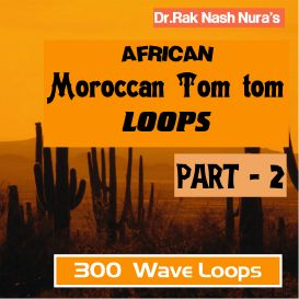 African Morrocan Tom Tom - Part - 2 | Music | Soundbanks