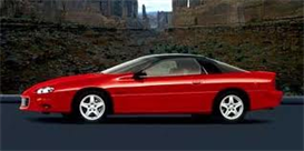 1999 chevrolet camaro mvma specifications
