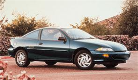 1999 chevy cavalier mvma specifications