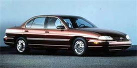 1999 chevrolet lumina mvma specifications