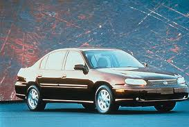 1999 chevy malibu mvma specifications