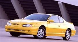 1999 chevy monte carlo mvma