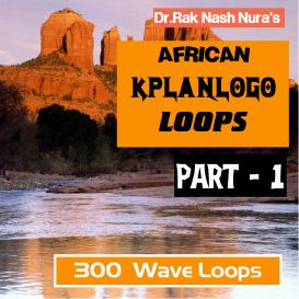 African Kpanlogo Drum Loops - Part - 1 | Music | Soundbanks