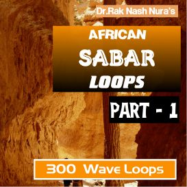 african sabar drum loops - part - 2