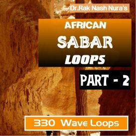 african sabar drum loops - part -1