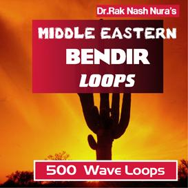 Middle Eastern Bendir Drum Loops | Music | Soundbanks