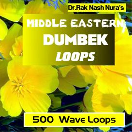 middle eastern dumbek loops