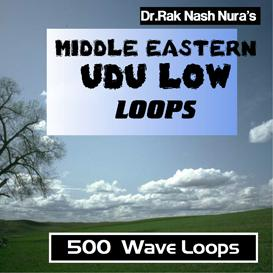 middle eastern udu low loops