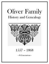 Oliver Family History and Genealogy | eBooks | History