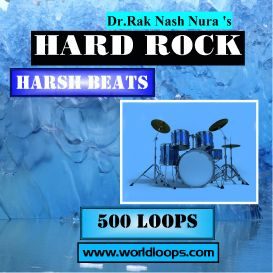 hard rock - harsh loops