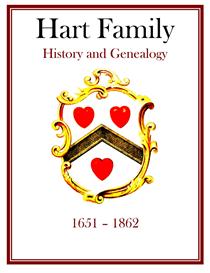 hart family history and genealogy