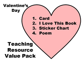 Valentine Day Teaching Resource Value Pack | Other Files | Documents and Forms