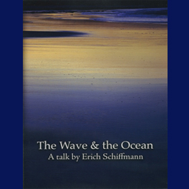 the wave & the ocean - a talk by erich schiffmann