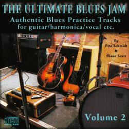 ultimate jam tracks - blues vol 2