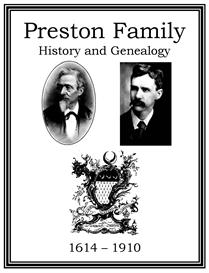 Preston Family History and Genealogy | eBooks | History