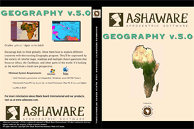BBI Ashaware Geography School v. 5.0 Win-Site Download | Software | Audio and Video