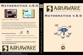 BBI Ashaware Math Home v. 5.0 OSX-1 Download | Software | Audio and Video