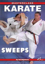masterclass karate sweeps