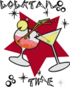 cocktails machine embroidery file