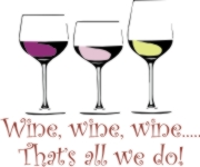 wine wine wine Machine Embroidery File | Other Files | Arts and Crafts
