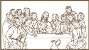 last supper machine embroidery file