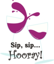 Sip sip Hooray Machine Embroidery File | Other Files | Arts and Crafts