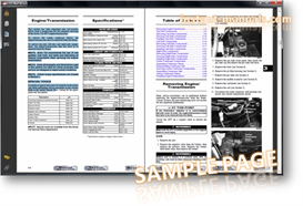 arctic cat atv 2004 v-twin 650 service repair manual