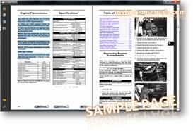 arctic cat atv 2004 v-twin 650 service repair manual
