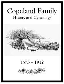Copeland Family History and Genealogy | eBooks | History