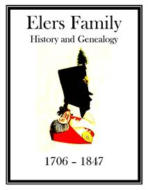 Elers Family History and Genealogy | eBooks | History