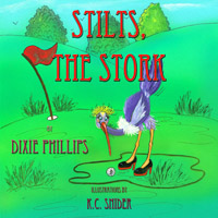 stilts, the stork