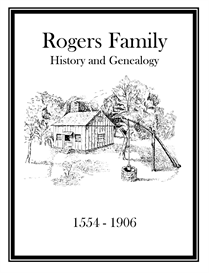 rogers family history and genealogy