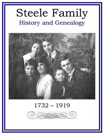 Steele Family History and Genealogy   eBooks   History